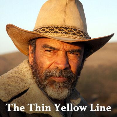 İnce Sarı Çizgi