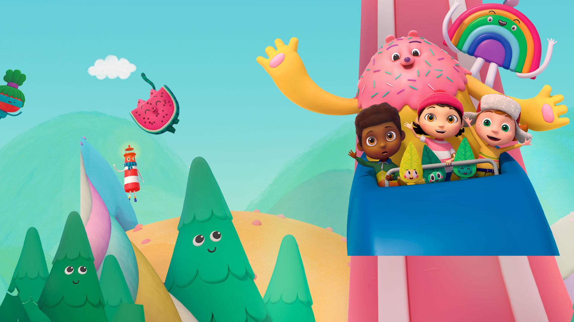 Mia's Magic Playground 1. Sezon