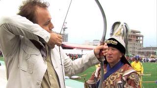 Zaman Yolcusu Türklerin İzinde / Moğolistan'daki Ötüken