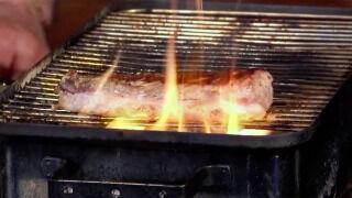 Mutfağın Şefleri 4. Bölüm - Izgara Kuzu Sırtı
