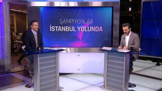 Şampiyonlar İstanbul Yolunda Şampiyonlar Ligi Çeyrek Final İlk Maçları Analizi