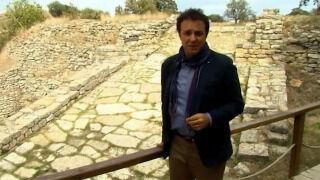 Ahmet Yeşiltepe ile Kültür Yolculuğu Müze Ziyaretçisi 4. Bölüm - Troya