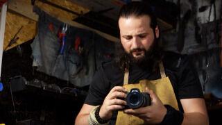 Hayat Atölyesi: Leica ile O Anlar - Sercan Samancı Tanıtım