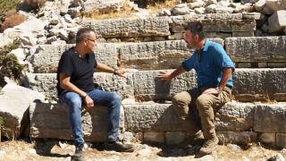 Taş Gaste 9. Bölüm Marmaris Amos Antik Kenti